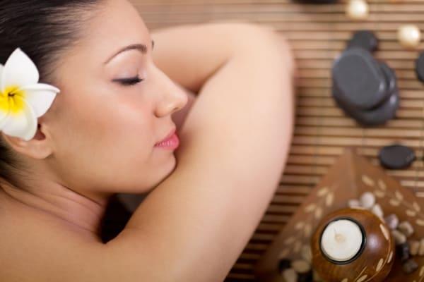 Rituel de soin massage bien-être anti-stress détente relaxation soin spa intuitif Calm Inspirations Marquette lez lille