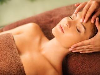 Soin visage anti-âge bien-être massage relaxation spa énergétique Reiki Calm Inspirations Marquette lez lille