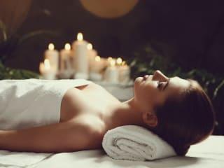Soin visage hydratation relaxation massage bien-être énergétique reiki spa Calm Inspirations Marquette lez lille