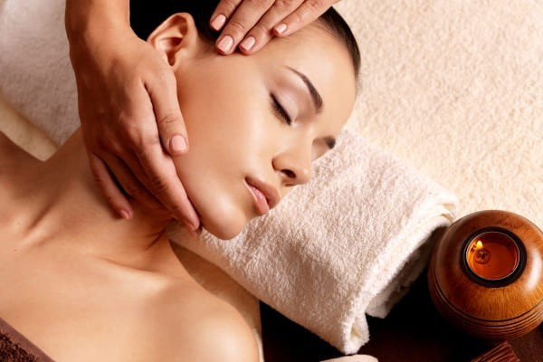 Soin visage nourrissant nutri oxygenant au miel soin spa massage relaxation bien-être Calm Inspirations Marquette lez lille