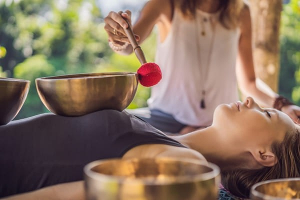 Massage bien-être sonore seance sonotherapie relaxation harmonie meditation soin spa Calm Inspirations Marquette lez lille
