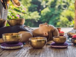 Massage sonore bien-être relaxation detente meditation seance sonotherapie soin spa Calm Inspirations Marquette lez lille