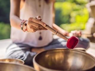 Massage sonore séance sonothérapie bien-etre relaxation méditation soin spa Calm Inspirations Marquette lez lille
