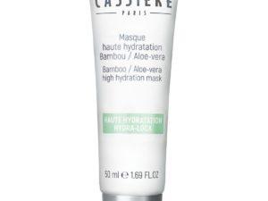 Masque haute hydratation bambou aloe vera bernard cassiere soin visage